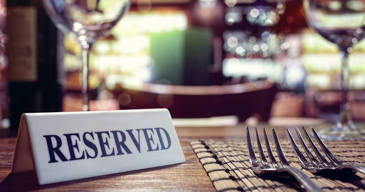 The Rudest Thing You Can Do At a Restaurant Right Now