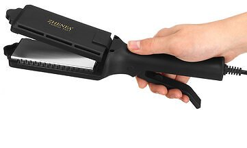 Hair Straightener Corn Electric Hair Curler Ceramic Straighter Chapinha Straightening Corrugated Curling Styling ToolsHair Care & ToolsfromHealth,Beauty & Hairon Banggood.com