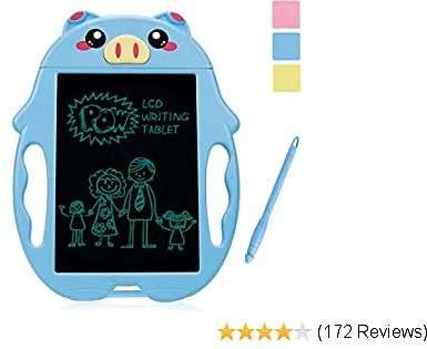 LCD Doodle Board Drawing Tablet for Boys and Girls Toys Age 3-6,LCD Drawing Board Writing Tablet As New Kids Toys for 3-6 Year Old Girls and Boys Gifts