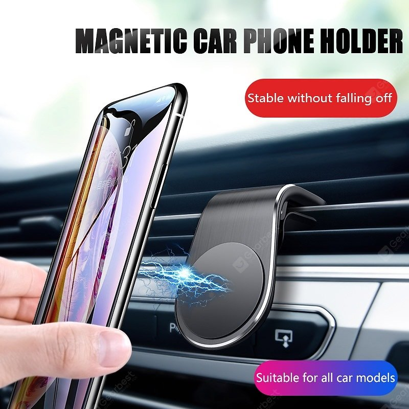 OLAF Universal Air Vent Magnet Car Phone Holder Stand for Iphone Huawei Samsung Mobile Phone Sale, Price & Reviews | Gearbest