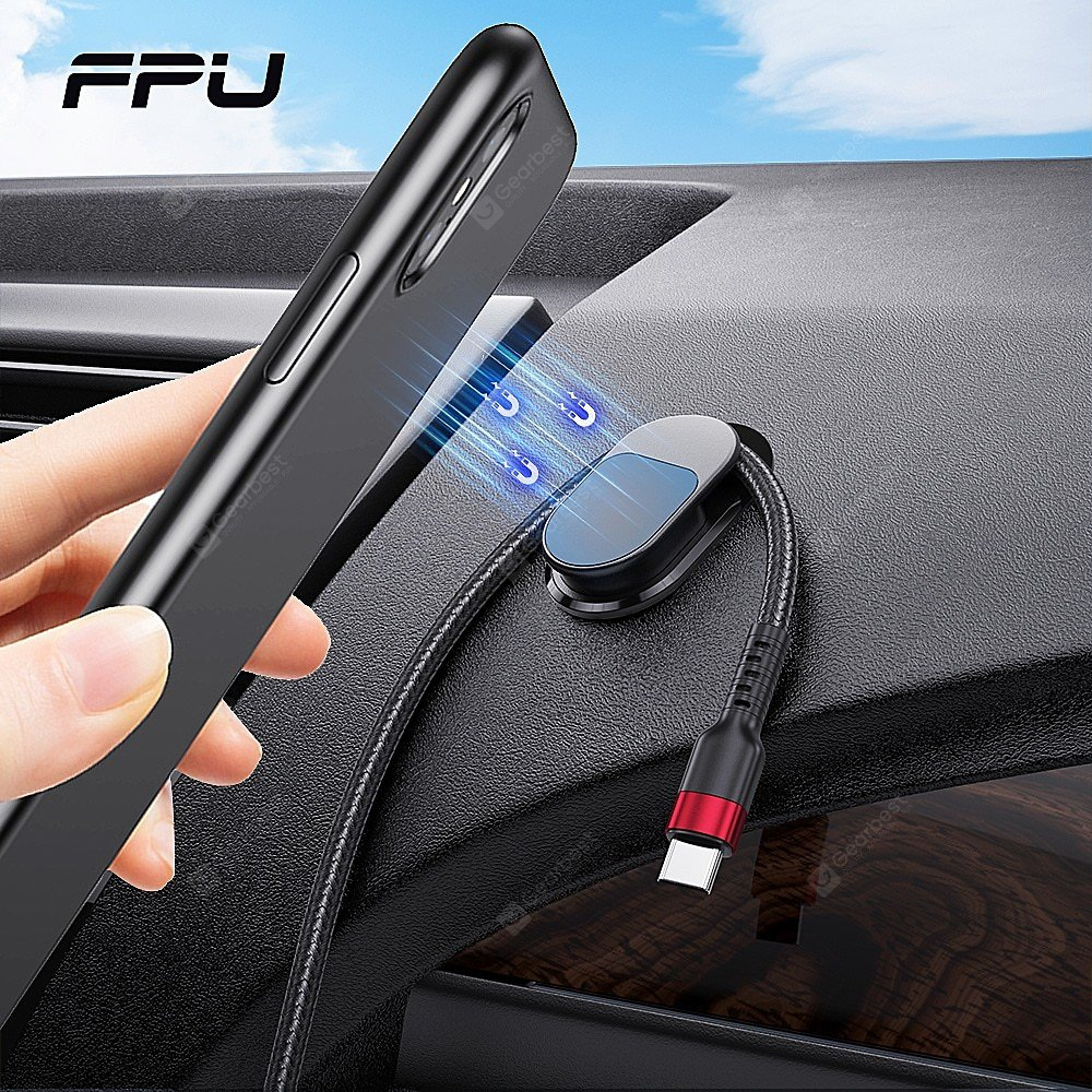 FPU Magnetic Car Phone Holder For Mobile Car Mount Magnet Phone Holder For IPhone Samsung in Car Sale, Price & Reviews | Gearbest