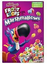 Froot Loops Cereal Marshmallow 10.5oz