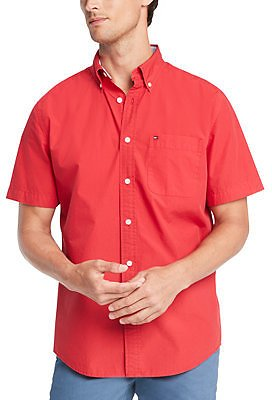 Tommy Hilfiger Men's Maxwell Shirt, Created for Macy's & Reviews - Casual Button-Down Shirts - Men