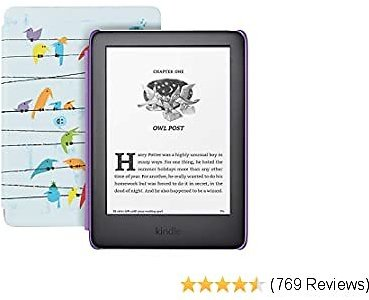 Includes Access to Thousands of Books All-new Kindle Kids Edition