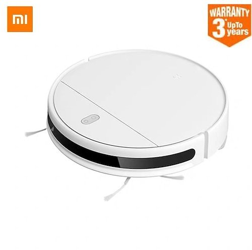 XIAOMI MIJIA Mi Sweeping Mopping Robot Vacuum Cleaner G1 For Home Cordless Washing 2200PA Cyclone Suction Smart Planned WIFI