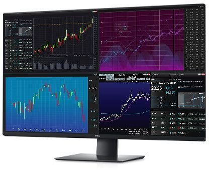 Dell UltraSharp 43 4K USB-C Monitor