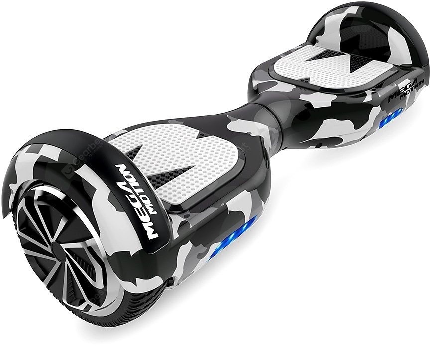 Mega Motion E1 Hoverboard 6.5 Self Balancing Scooter Premium Balance Board Strong Dual Motor Sale, Price & Reviews   Gearbest