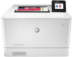 HP M454dw LaserJet Pro Wireless Printer - Office Depot