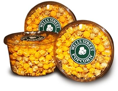 (Up to 30% Off - $8 for $10 Worth of Popcorn, or a Popcorn Three-Pack At Wells Street Popcorn