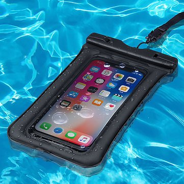 KUULAA IPX8 Waterproof Phone Pouch Air Cushion Anti-explosion Screen Touch Underwater Swimming Diving Phone Bag for IPhone Huawei Xiaomi Below 6 InchMobile Phone AccessoriesfromPhones & Telecommunicationson Banggood.com