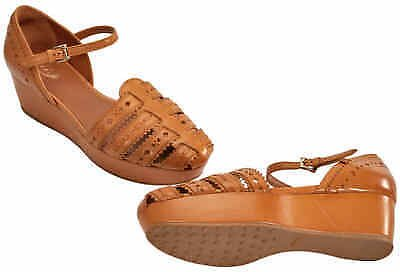 Tods Womens Shoes Brandy, Brand Size 40 ( US Size 10 )