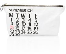 Five-Day Calendar Cosmetic Case