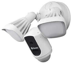 Swann LED Smart Floodlight with Security Camera