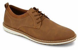 Dockers Mens Braxton Business Casual Lace-up Rubber Sole Comfort Oxford Shoe