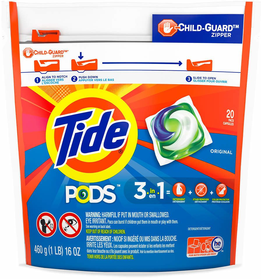 Free $10 Gift Card W/ $30 P&G Purchase