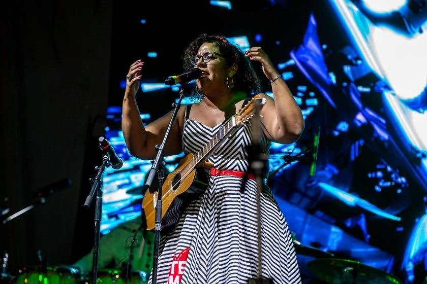 A Free Concert with La Santa Cecilia's La Marisoul: Your Must-watch of The Day