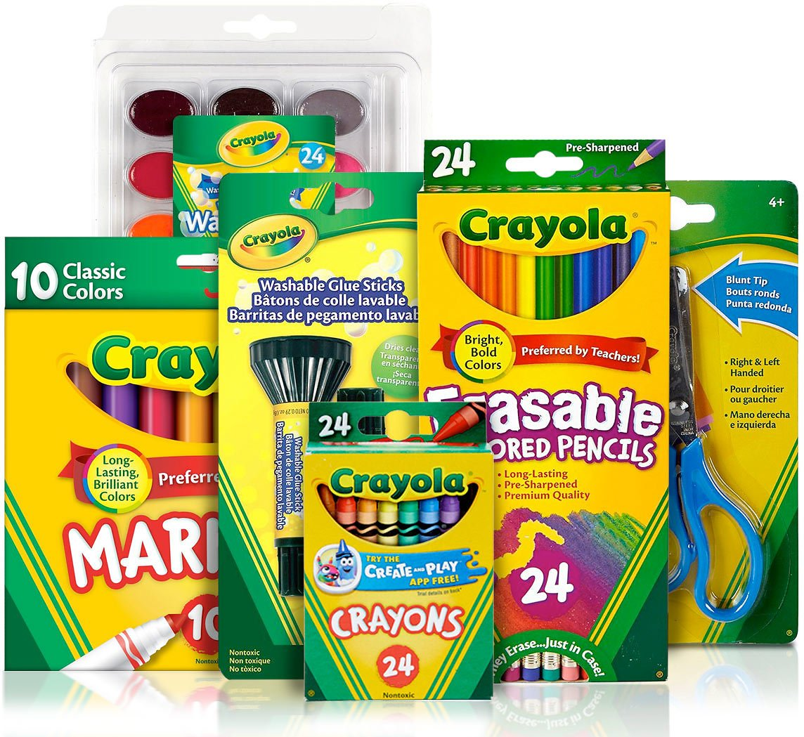 15¢ & Up School Supplies + Extra 15% Off