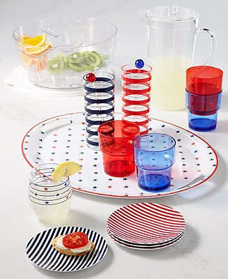 60%OFF Martha Stewart Collection Americana Collection, Created for Macy's & Reviews - Dinnerware - Dining