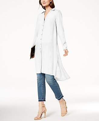 INC International Concepts INC High-Low Tunic, Created for Macy's & Reviews - Tops - Women
