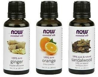 Now Essential Oils 3 Piece Set $13.99–34.99 30ml X 3 Made In USA. Select Scent!