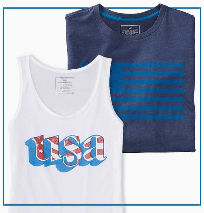 Men's, Women's or Kids' Field & Stream Americana Tee or Tank | DICK'S Sporting Goods
