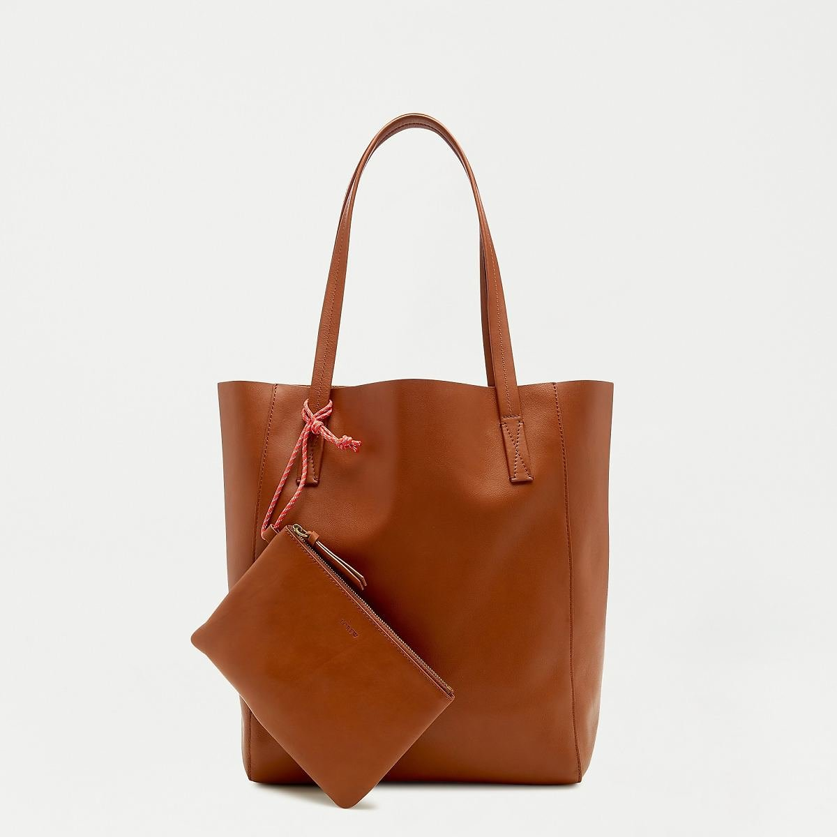 Leather Carryall Tote (3 Colors)