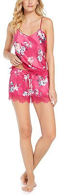 INC International Concepts INC Women's Cami Tank & Shorts Pajama Set, Created for Macy's & Reviews - Bras, Panties & Lingerie - Women