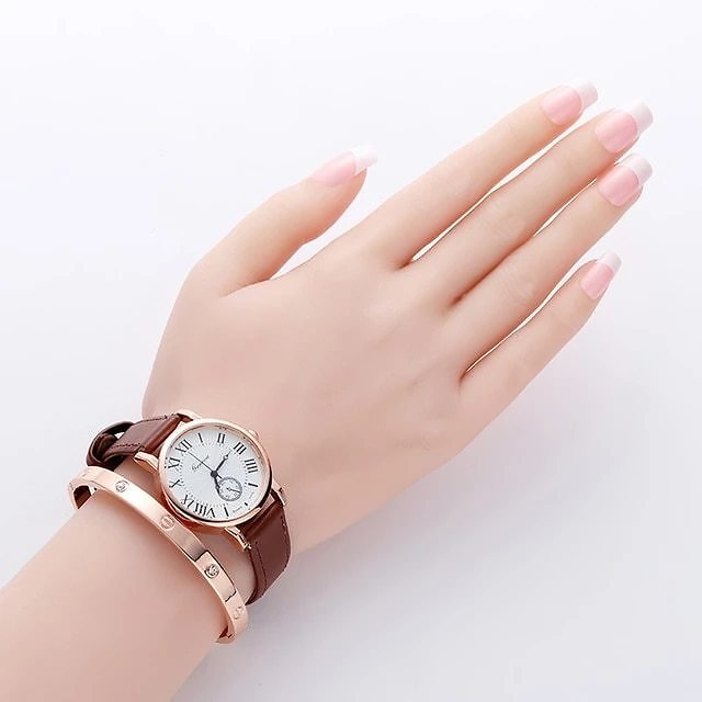 Fshion Modern Jewelry with Rose Gold Small Fresh Bracelet for Student Couples Girlfriends Bracelet Bangles Wholesale