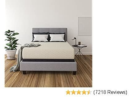 Ashley Furniture 12 Inch Chime Express Memory Foam Mattress - Bed in a Box - Queen - Firm Comfort Level - White