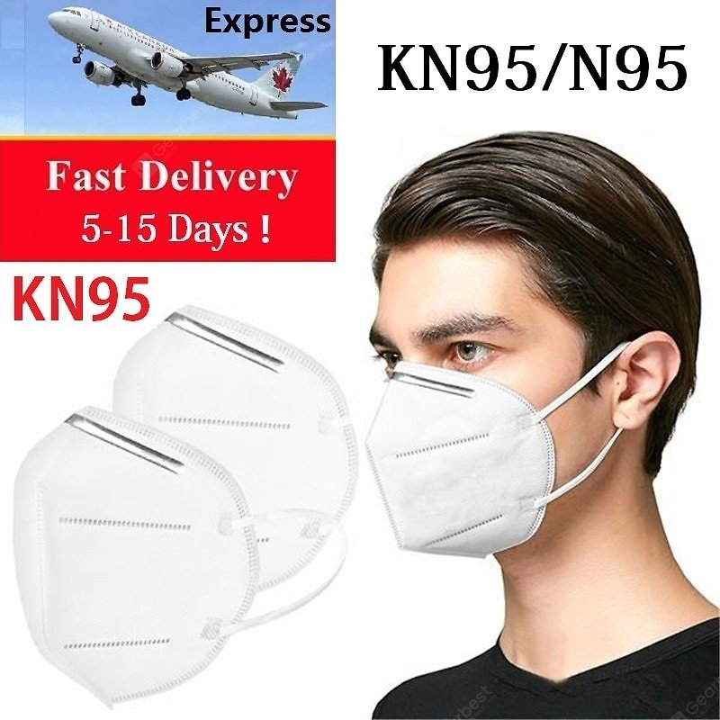 Fast Delivery Face Mask FFP2 N95 KN95 KF94 Adults Professional Protection Respirator Mask 4 Ply Mask Sale, Price & Reviews | Gearbest