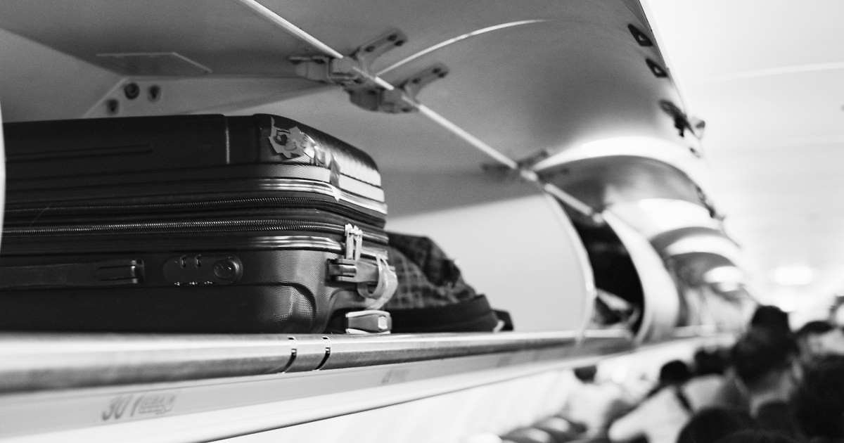 Why Flights to Italy Are Limiting Carry-On Luggage