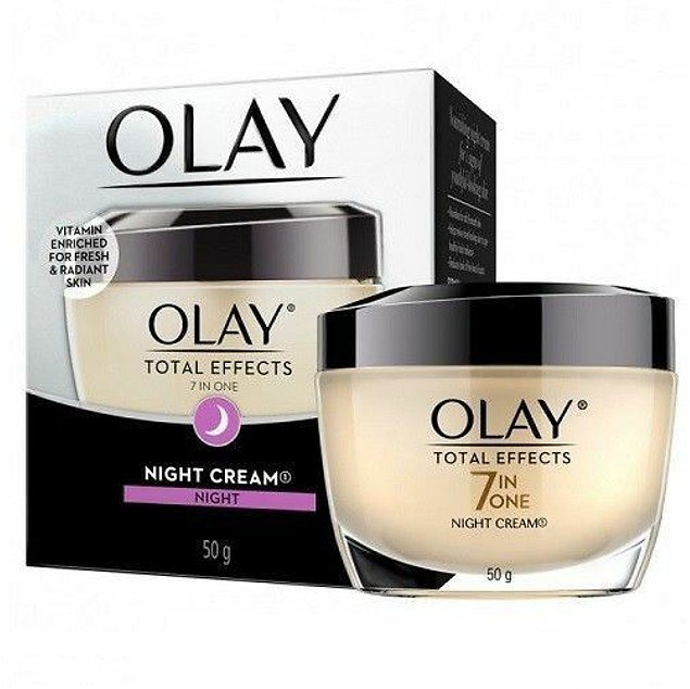 Olay Total Effects 7 in One Night Cream, 50g (1.7 Oz)