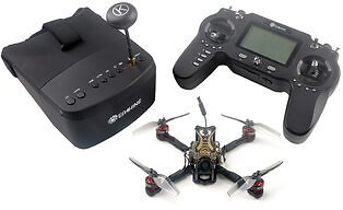 Eachine Novice-III 135mm 2-3S 3 Inch FPV Racing Drone RTF & Fly More w/ 5.8G 40CH EV800 Goggles 2.4G ER8 TransmitterRC DronesfromToys Hobbies and Roboton Banggood.com