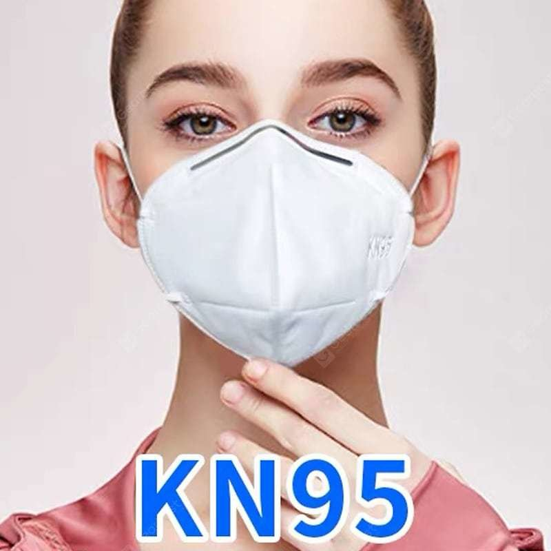 10PCS 20PCS 30PCS 50PCS KN95 N95 Non-medical Dust Face Mask Anti-pollution 5-layer Protection Sale, Price & Reviews | Gearbest