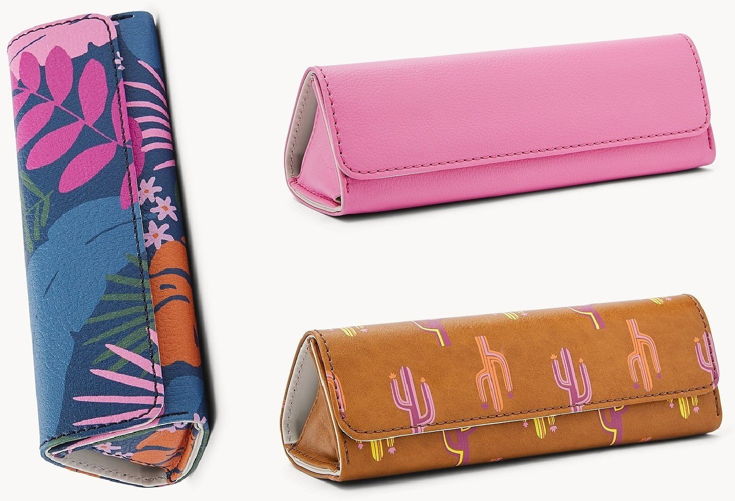 $7.20 or Less Fossil Sofia Sunglasses Case - 3 Styles