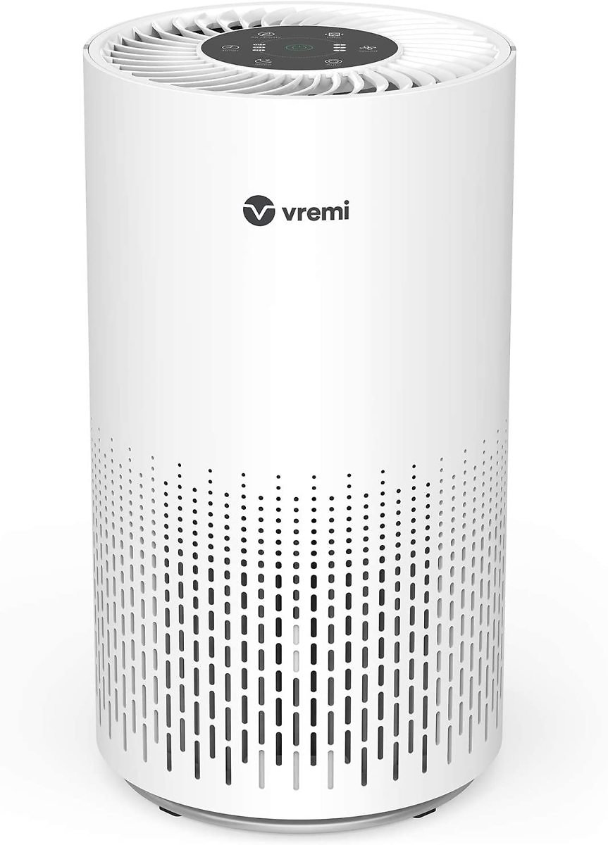 Vremi Premium Large Room Air Purifier with True HEPA H13 Filter