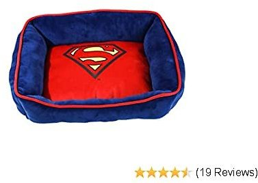 Superman Cuddler Dog Bed for ONLY $16.56 At Amazon (Regularly $27.57)