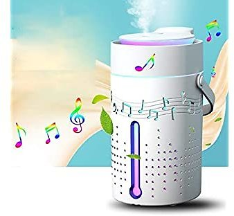 Alexi Ultrasonic Humidifier Mist Maker Mini Aroma Essential Oil Diffuser Aromatherapy Pillow Covers