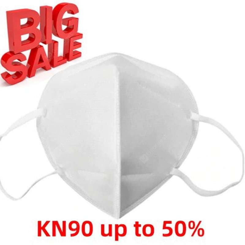 10pcs KN90 Fack Mask Non-medical Mask Anti-Dust Disposable Mask As Feature Link N95 Mask KN95 Mask Sale, Price & Reviews | Gearbest