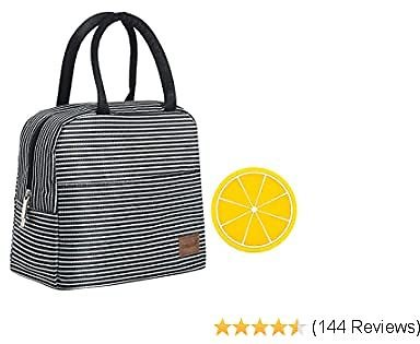 Lunch Bag Large Insulated Lunch Bags for Women Men Tote Bag Adult Lunch Box Organizer Holder Container