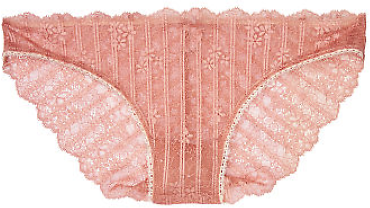 Lace Bikini Panty - Body By Victoria - Vs