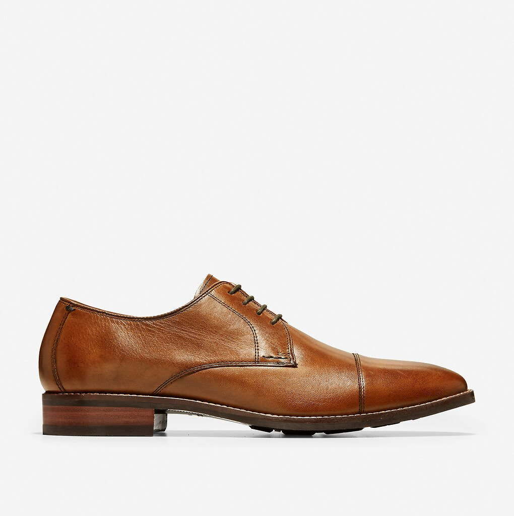 Men's Lenox Hill Cap Toe Oxford