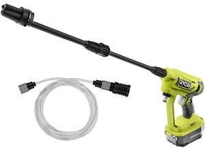 RYOBI ONE+ 18-Volt 320 PSI 0.8 GPM Cold Water Cordless Power Cleaner (Tool Only)-RY120350