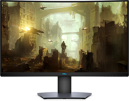 Dell 32 Curved Gaming Monitor