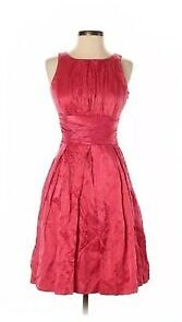 Plenty By Tracy Reese Women's FROCK Dress Size 0 Pink Cocktail