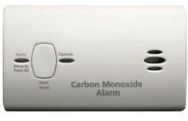 Kidde Code One Battery Operated Carbon Monoxide Detector (6-pack)-21027422