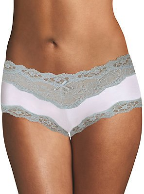 66% Off Maidenform Scalloped Lace Hipster Underwear 40823 & Reviews - Bras, Panties & Lingerie - Women