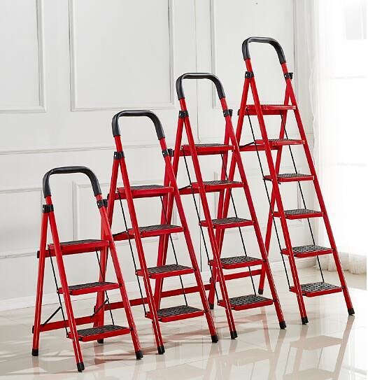 US $63.92 20% OFF|Multi Use Step Ladder Outdoor Fishing Chair Beach Step Stool Rescuing Ladder 5kg Household Portable Steel Collapsed Step Stool|Step Stools & Step Ladders| - AliExpress