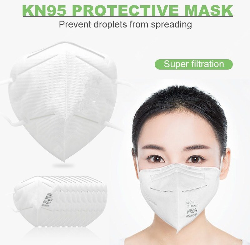 2020 KN95 Mask Anti-Fog PM2.5 Anti-Particle Protection Labor Anti Virus Dustproof N95 Masks Sale, Price & Reviews | Gearbest