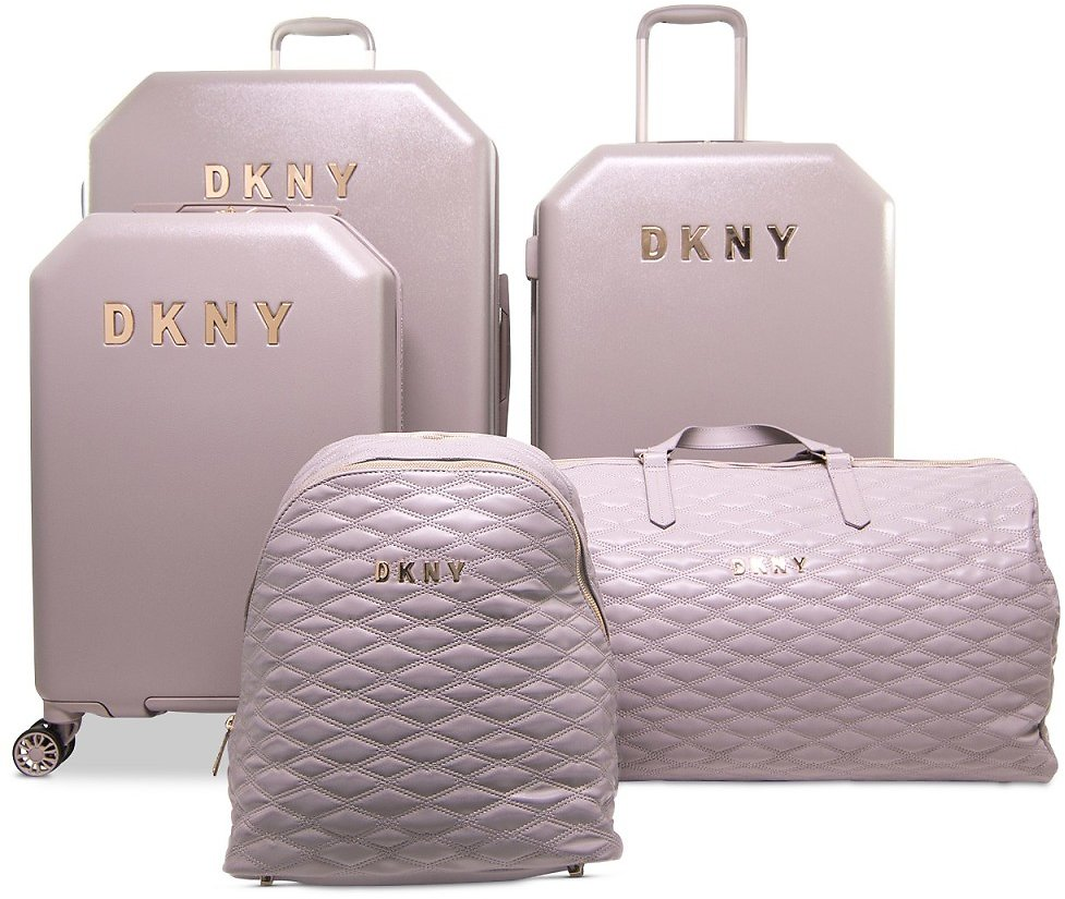 DKNY Allure Hardside Luggage Collection (Multiple Options)